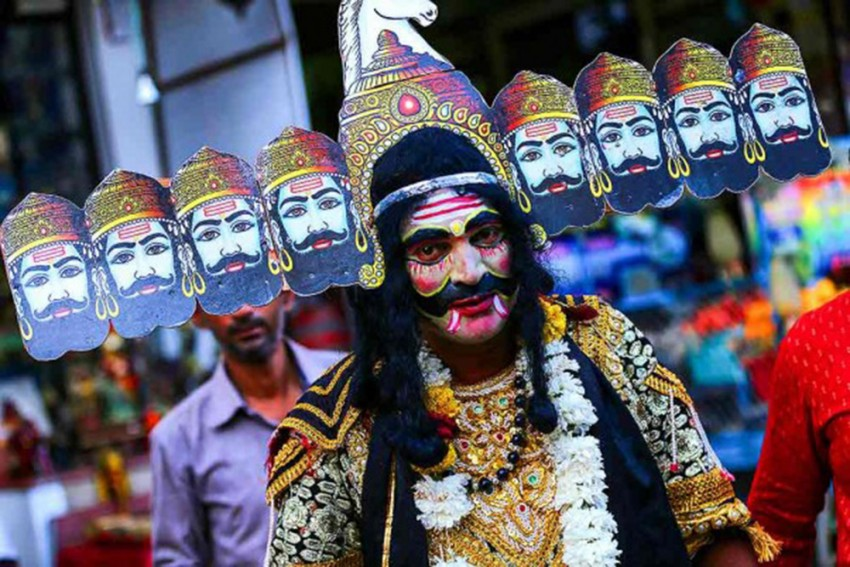 Sangola: A Maharashtra Village Where Ravan Is Honoured On The Occasion Of Dussehra