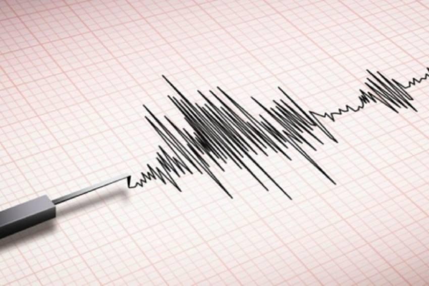 Mild Earthquake Recorded In Gujarat