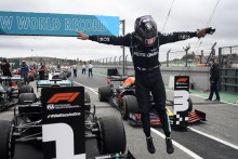 F1 2020: Lewis Hamilton Makes History In Portugal With Record-Breaking 92nd Win