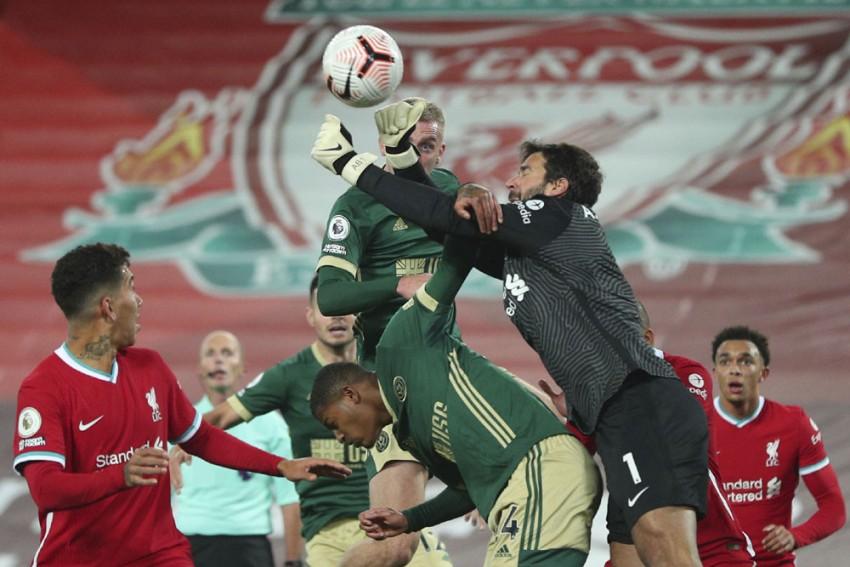 Liverpool 2-1 Sheffield United: Diogo Jota Helps Champions Return To Winning Ways