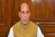 Rajnath Singh Reviews LAC Situation In Eastern Sector At Army's Trishakti Corps In Sukna