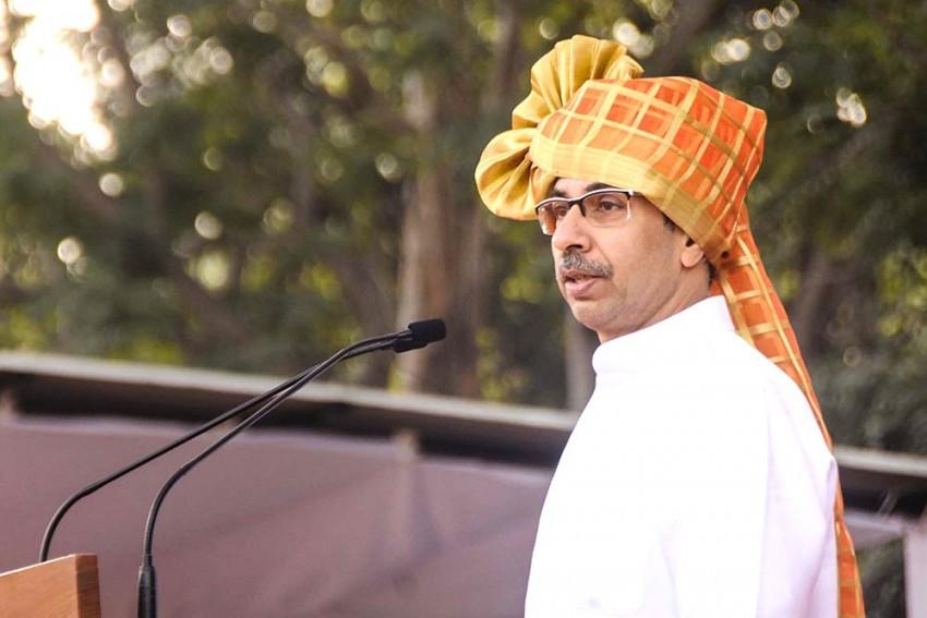 Uddhav Thackeray Slams BJP Over 'Free Vaccine' Promise