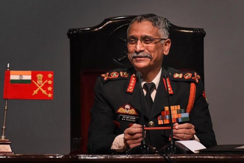 Army Chief General Manoj Naravane To Visit Nepal From November 4-6