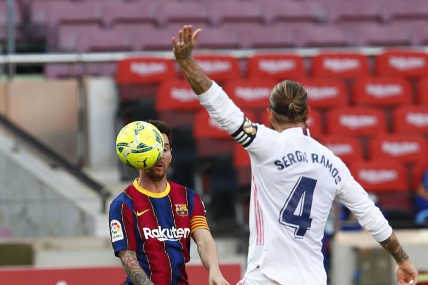 Real Madrid Boss Zinedine Zidane Hails Sergio Ramos: We Know What The Captain Represents
