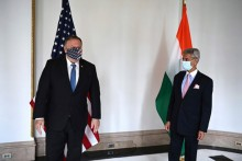 Mike Pompeo To Hold 2+2 Talks With Jaishankar And Rajnath Today