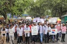 Pending Salaries: Doctors Of NDMC Hospitals Go On Mass Leave, Threaten Indefinite Strike