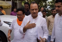 Ajit Pawar Tests Positive For Covid-19