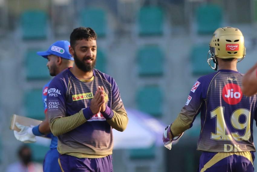 IPL 2020: 'Calm' Varun Chakravarthy Manages To Impress Master Blaster Sachin Tendulkar