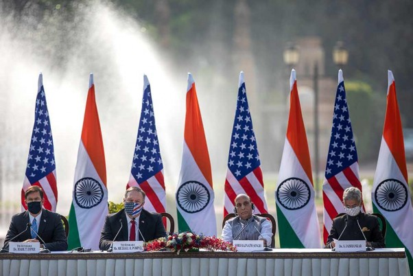 Explained: What Is BECA That India, US Signed Today, Why It Is Important