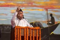 RSS Chief Mohan Bhagwat's Remarks On Hindutva Broad And Inclusive: Shiv Sena