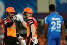 SRH Vs DC, Live Cricket Scores, IPL 2020: Anrich Nortje Gets Wriddhiman Saha; Hyderabad Eye Massive Total