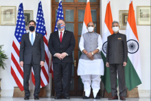 India-US 2+2 Talks: Crucial BECA Pact Signed Will Give India Access To Geospatial Data