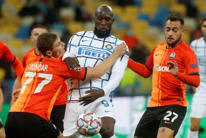Shakhtar Donetsk 0-0 Inter: Romelu Lukaku Scoring Streak Ends In Kiev Stalemate