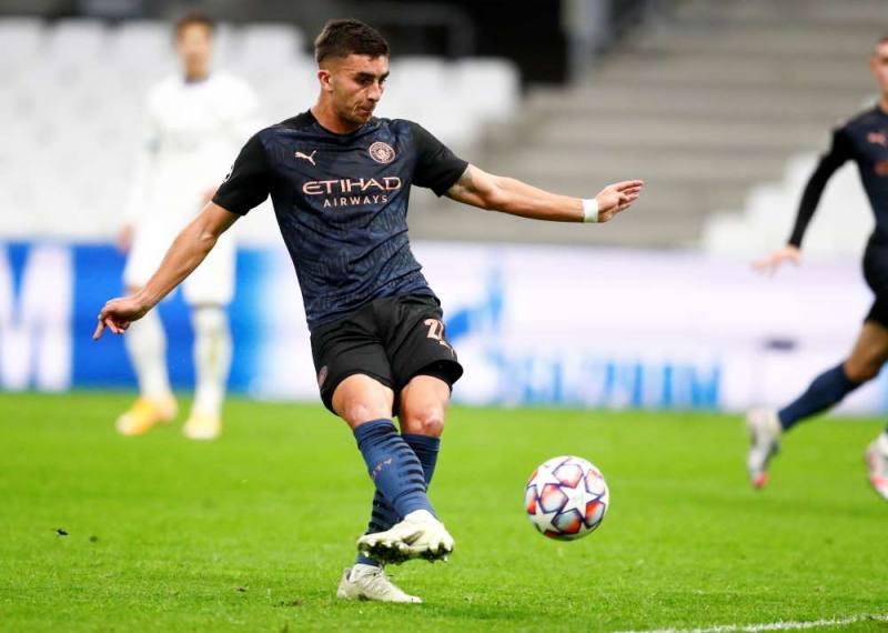 Manchester City 3-0 Marseille: Ferran Torres Strikes Again As Pep Guardiola's Side Cruise