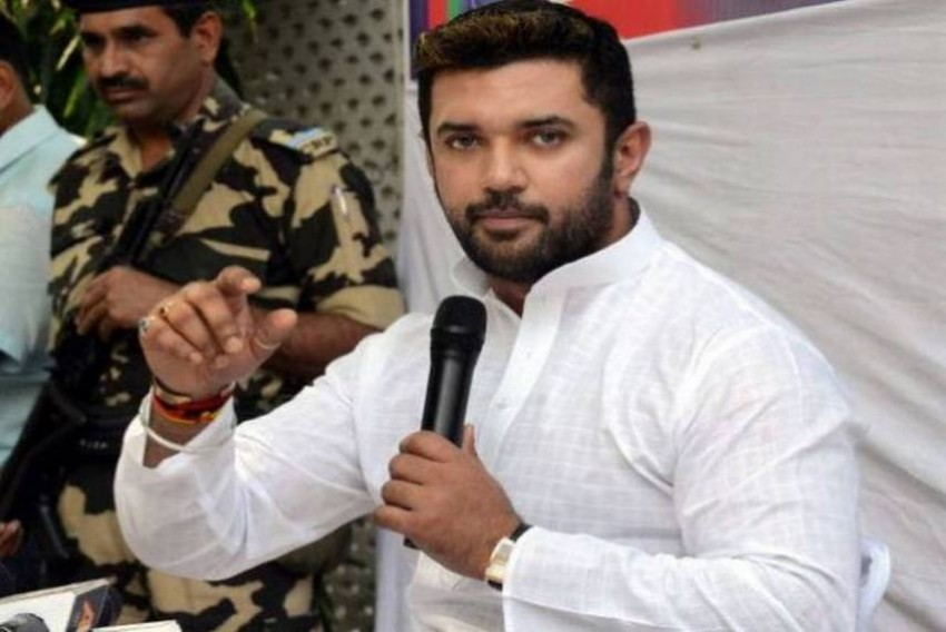Bihar Elections: Chirag Paswan's Video Shoot After Father's Death Triggers Row