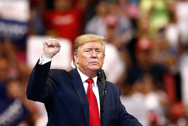 US Elections: 'A Choice Between Super Recovery, Biden Depression,' Says Trump