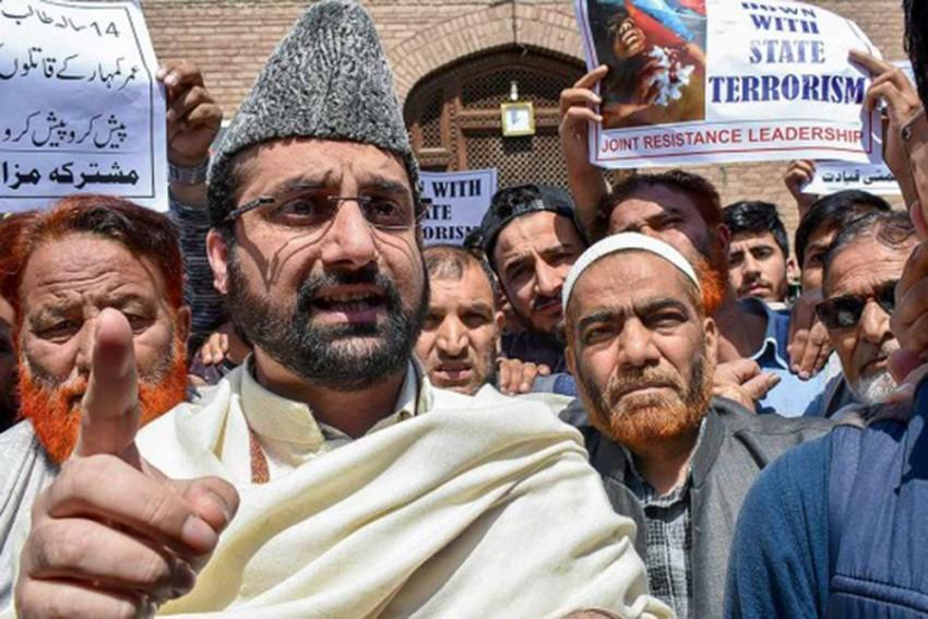 Hurriyat Breaks Silence, Calls New J&K Land Law 'Anti-People'