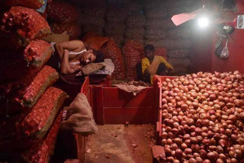Sharad Pawar Blames Centre's Policies For Soaring Onion Prices