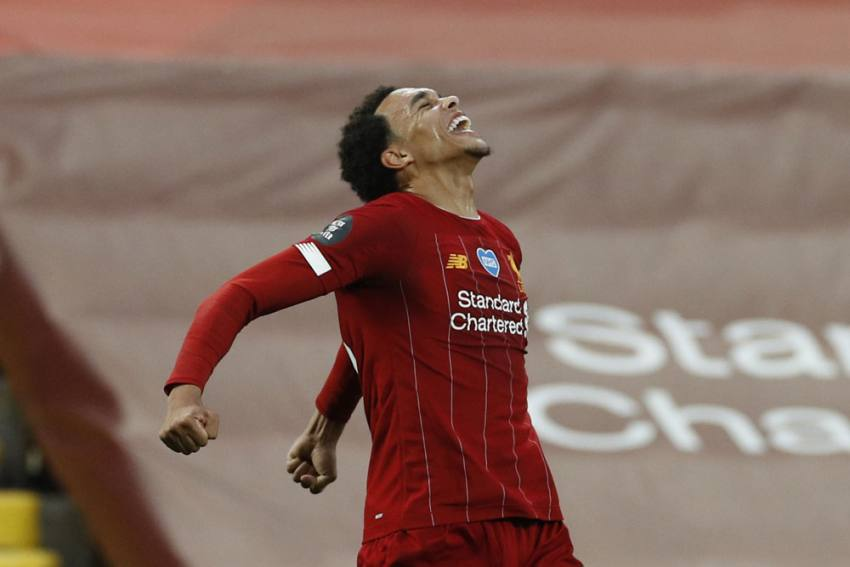 Trent Alexander-Arnold revels in Liverpool's 10,000th goal, Diogo Jota's Strikes In 2-0 Win