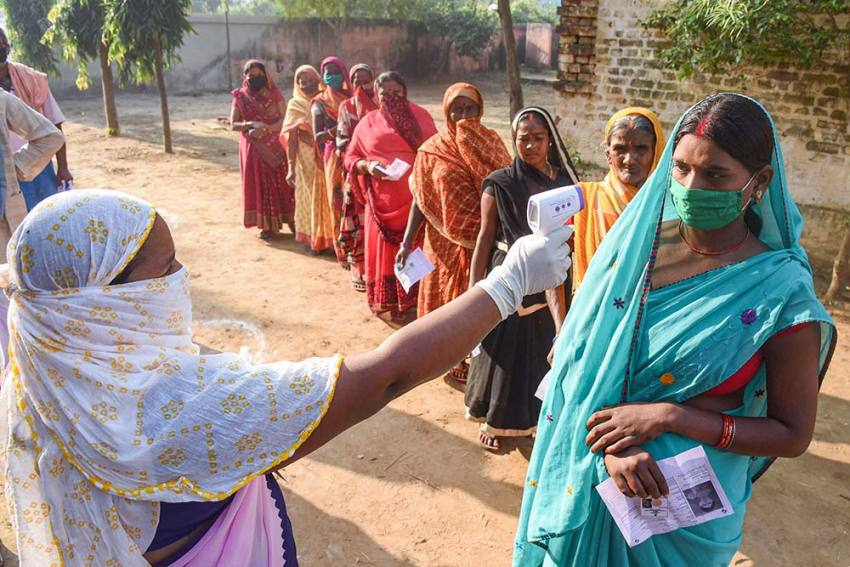 Bihar Records 51.91% Voter Turnout Till 5pm In 1st Phase of Assembly Polls