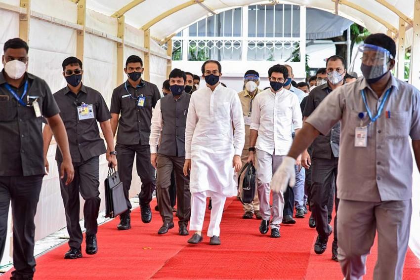 Thackeray Thunders: Enough Is Enough