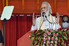 PM Modi Rakes Up Ayodhya Issue At Election Rally In Bihar's Darbhanga