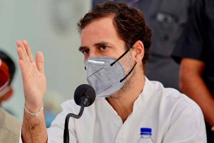 Small Shopkeepers, Youths, Farmers Angry With PM Modi And Nitish: Rahul Gandhi