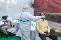 Delhi Sees Another Record In Covid -19 Cases With Over 5,700 Fresh Cases