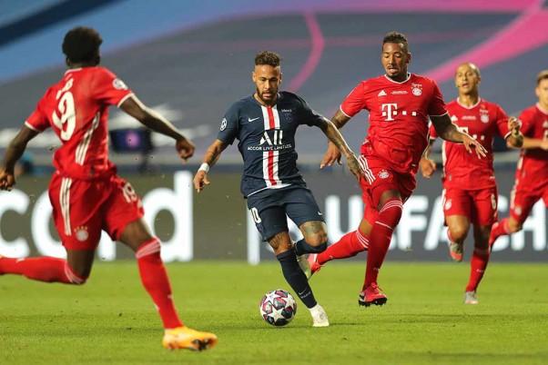 Champions League :Neymar Could Miss Paris Saint-Germain's Next Few Games, Fears Tuchel