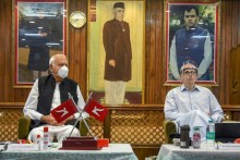 BJP Out To Destroy J&K Character, Identity: Omar Abdullah