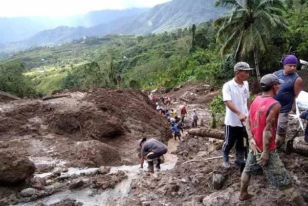 8 killed, 42 Missing In Landslides In Typhoon-Hit Vietnam