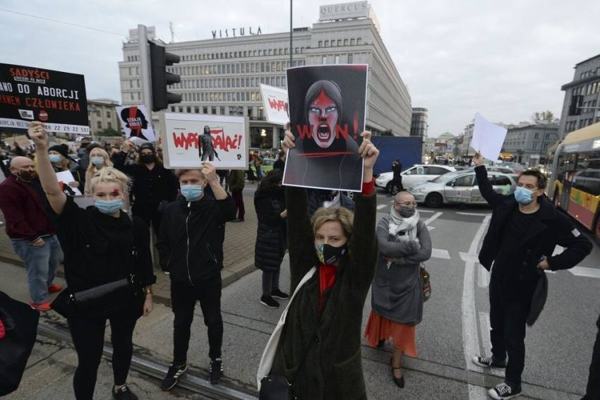 Polish President Andrzej Duda Backtracks On New Abortion Law Amid Protests