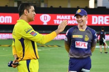 CSK vs KKR, IPL 2020, Live Cricket Scores: Shubman Gill, Nitish Rana Start Proceedings For Kolkata Knight Riders  60/1(8)
