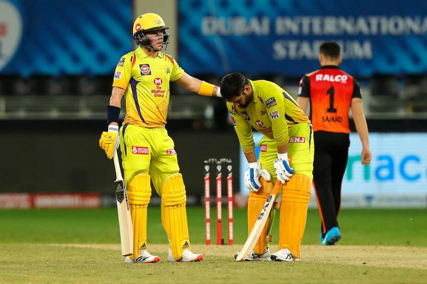 MS Dhoni Says Chennai Super Kings Lacking Professionalism In IPL 2020