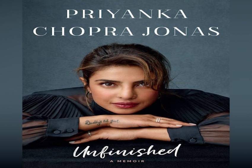 Priyanka Chopra Jonas' Memoir 'Unfinished' To Release In January 2021