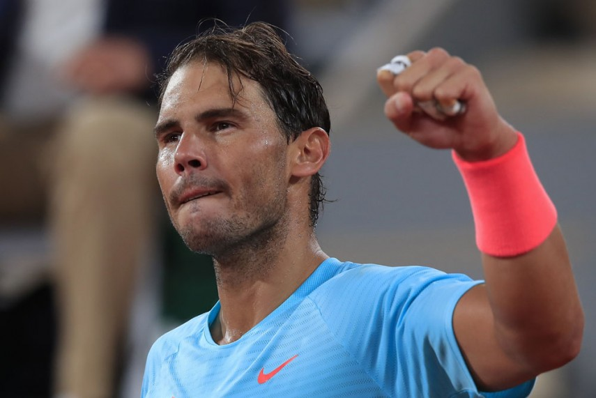 French Open 2020 Rafael Nadal Untroubled By Stefano Travaglia As Clay King Produces Best So Far