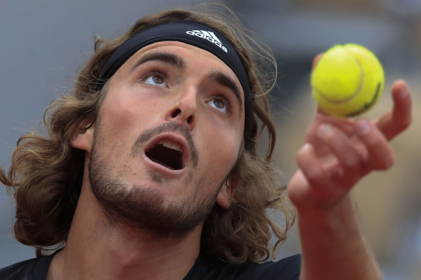 French Open 2020: Stefanos Tsitsipas To Face Grigor Dimitrov As Daniel Altmaier Stuns Matteo Berrettini