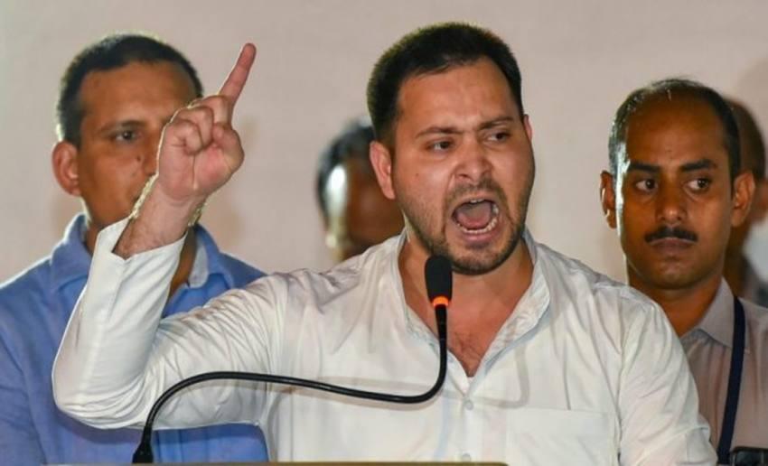Another Mahagathbandhan Ally Quits Amid High Drama At Patna Press Conference