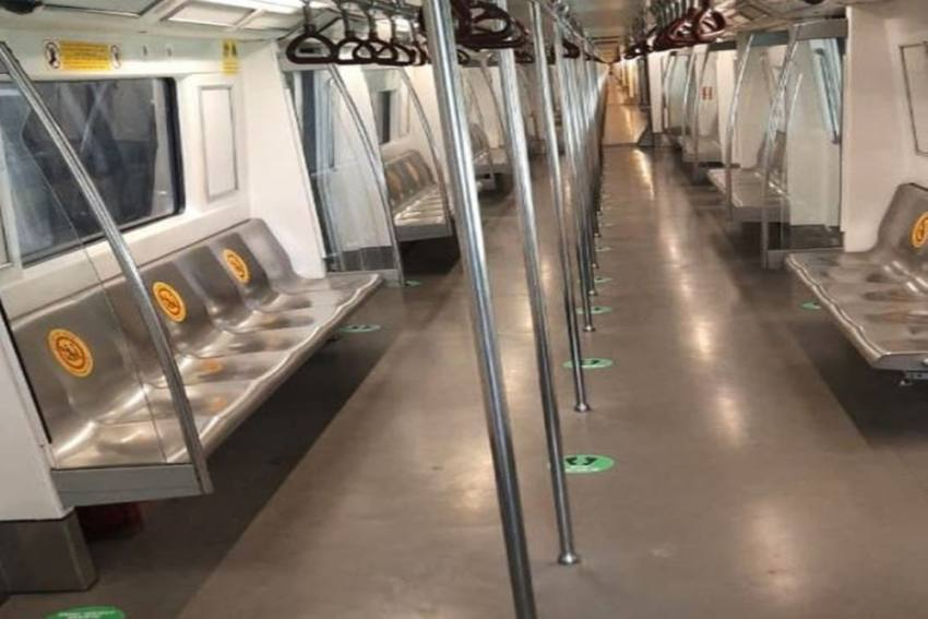 Delhi Metro To Begin Service At 6 AM On October 4 Due To UPSC Exams