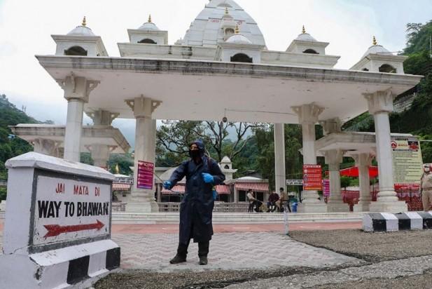 15K Pilgrims To Be Allowed At Vaishnodevi Temple From November 1
