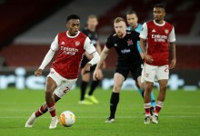 Arsenal 3-0 Dundalk: Gunners Ease To Victory After Nketiah Breakthrough In Europa League