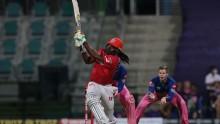 KXIP vs RR, IPL 2020, Live Cricket Scores: Chris Gayle Keeps Kings XI Punjab On Track For Big Total