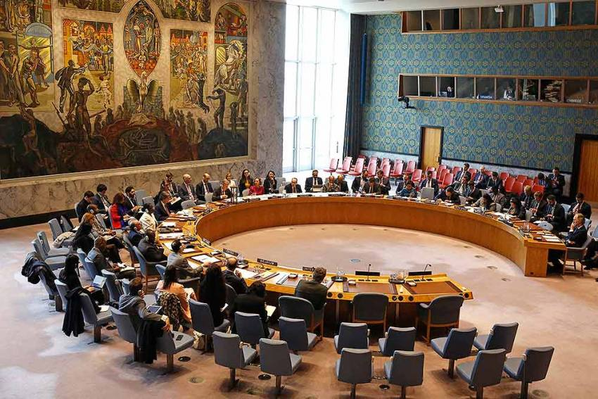 India And US Discuss UNSC Agenda, Will Work Together On 'Rule-Based International Order'
