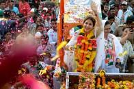 Shiv Sena Picks Urmila Matondkar For Legislative Council Seat
