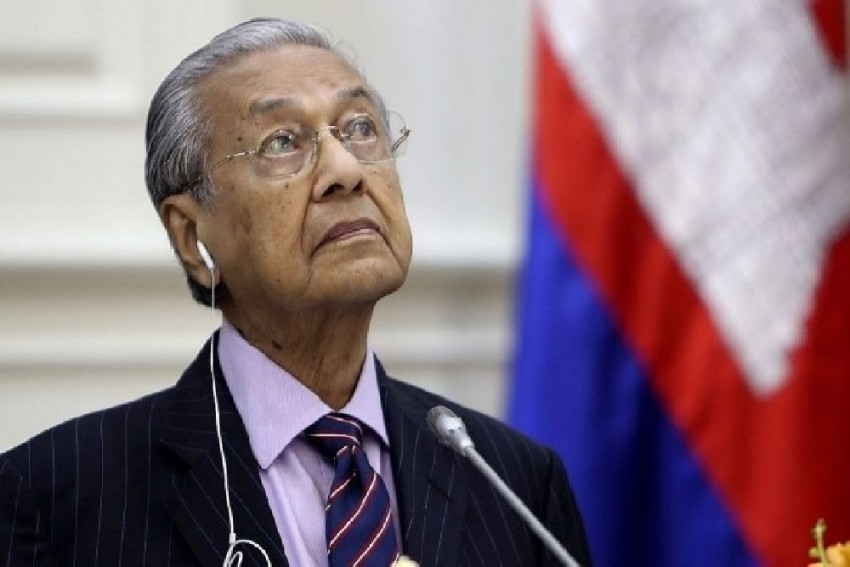 Former Malaysian PM Mahathir Mohamad Justifies Killings In France, Twitter Removes Post