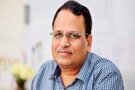 'Consider Masks As Vaccine Against Covid-19': Satyendar Jain