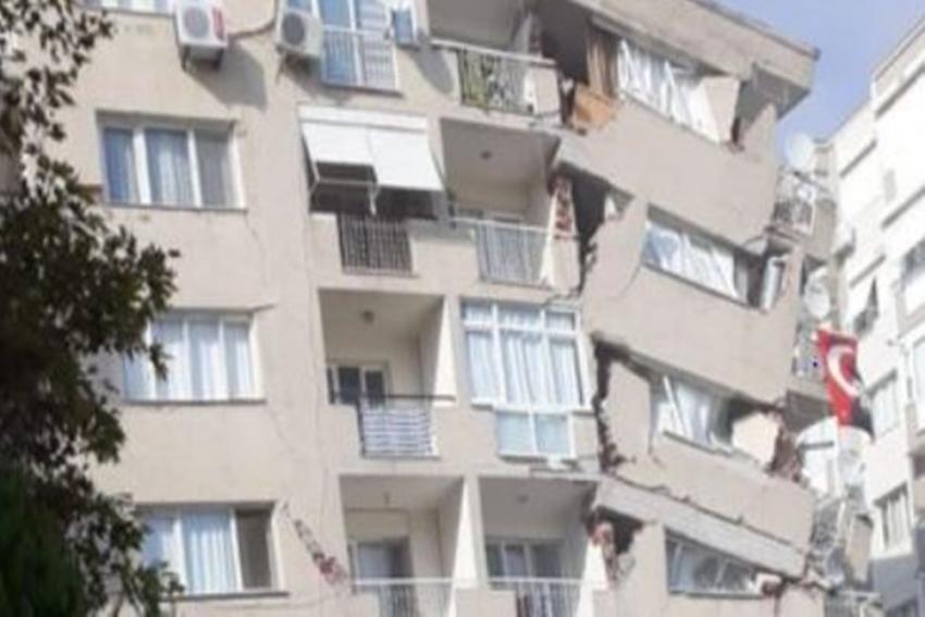 Magnitude 7.0 Earthquake In Turkey, Greece Triggers Tsunami; 14 Killed, Over 200 Injured