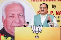 RJD, Congress Creating Hurdles In Ram Temple Construction: Nadda