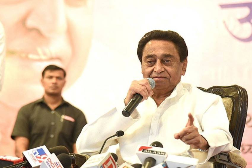 Former Madhya Pradesh CM Kamal Nath Moves SC Against EC's Decision