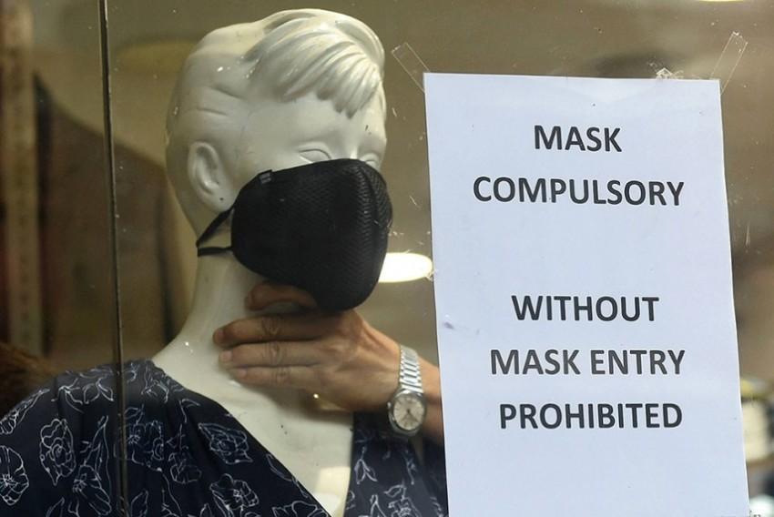 Rajasthan Govt Introduces Bill To Make Wearing Face Mask Mandatory
